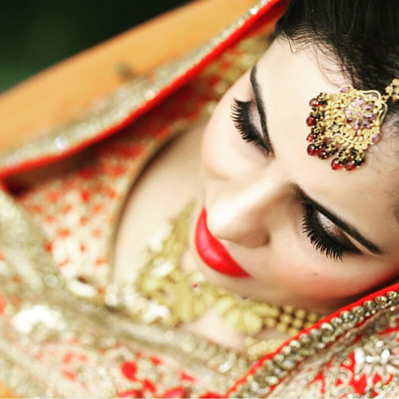 Makeup done right by Gursheen sethi Bridal-makeup | Weddings Photos & Ideas