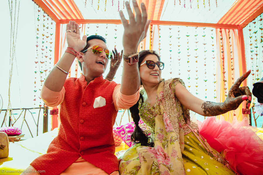 Dancing Makes The Celebration Complete by Rajesh Luthra Wedding-photography | Weddings Photos & Ideas