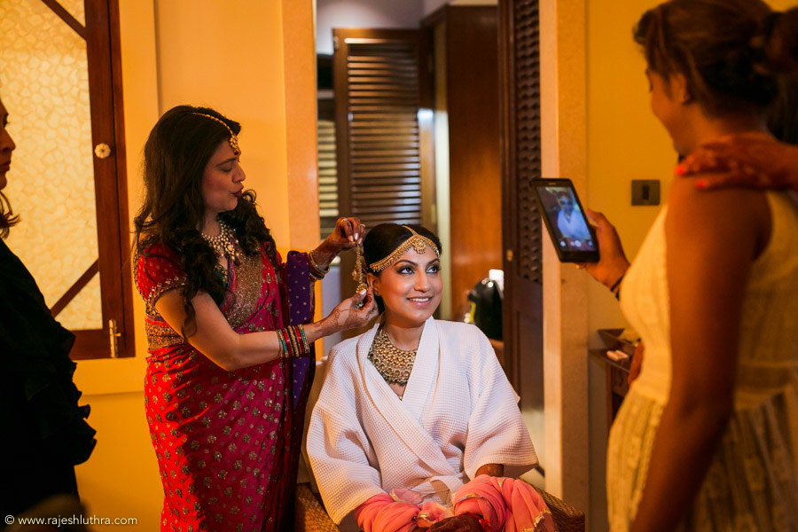 Ready For The Big Day by Rajesh Luthra Wedding-photography | Weddings Photos & Ideas