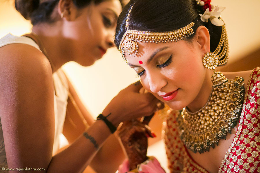 Mesmerizing Bride by Rajesh Luthra Wedding-photography | Weddings Photos & Ideas