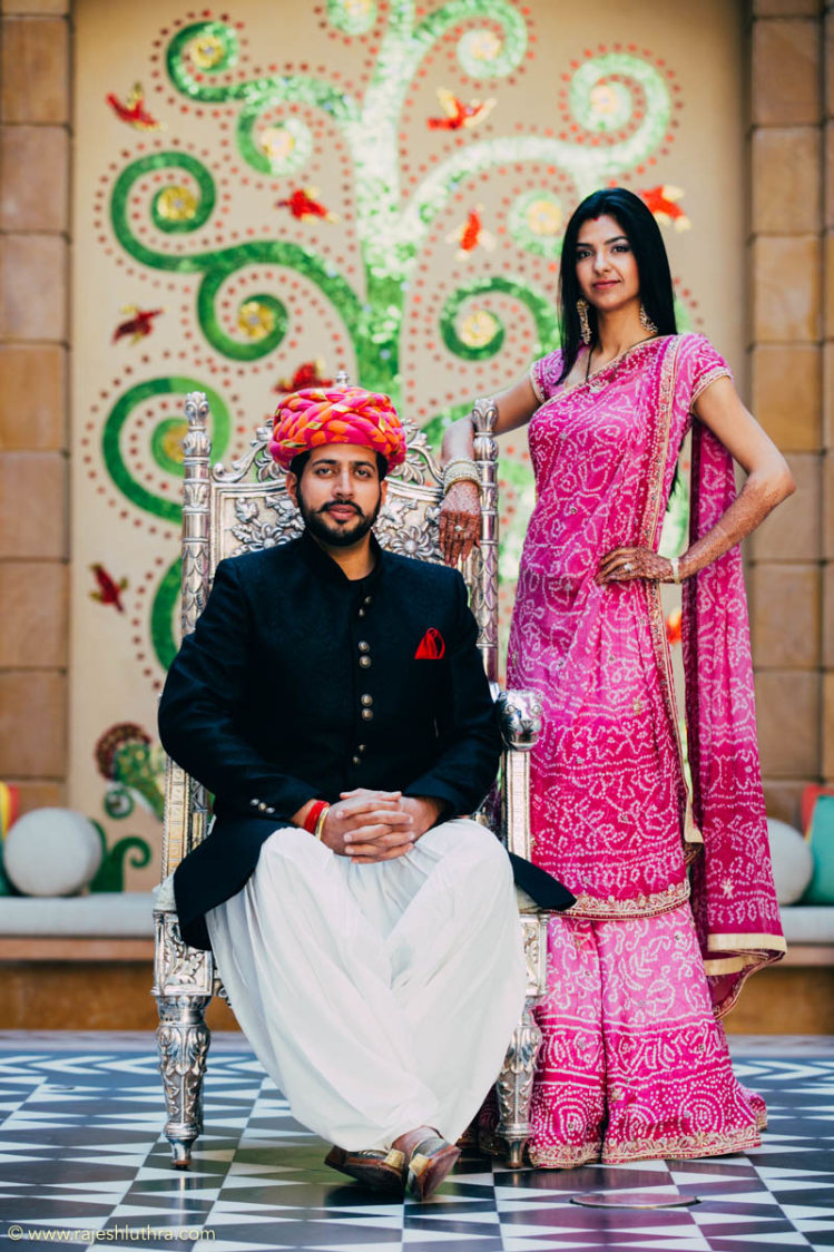 Royal indian couple by Rajesh Luthra Photography Wedding-photography | Weddings Photos & Ideas