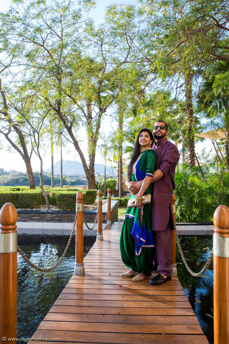 A romantic embrace by Rajesh Luthra Photography Wedding-photography | Weddings Photos & Ideas