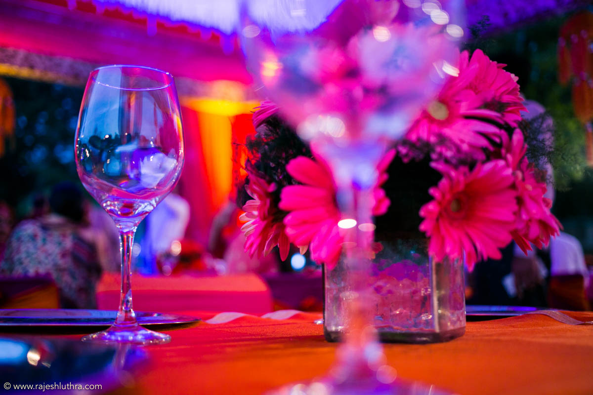 Floral table centerpiece by Rajesh Luthra Photography Wedding-photography | Weddings Photos & Ideas