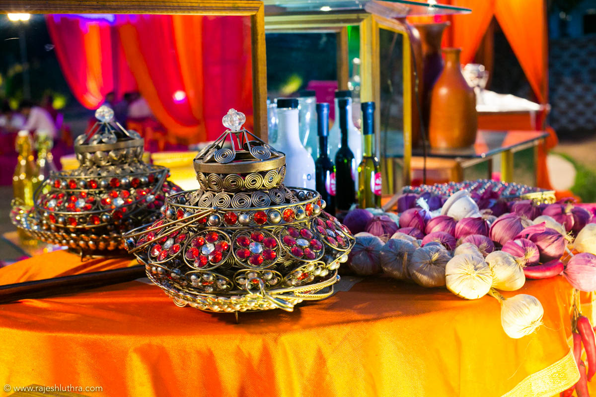 Attractive wedding decor by Rajesh Luthra Photography Wedding-photography | Weddings Photos & Ideas