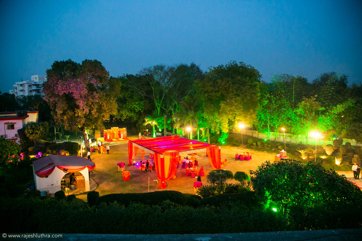 Outdoor wedding destination by Rajesh Luthra Photography Wedding-photography | Weddings Photos & Ideas