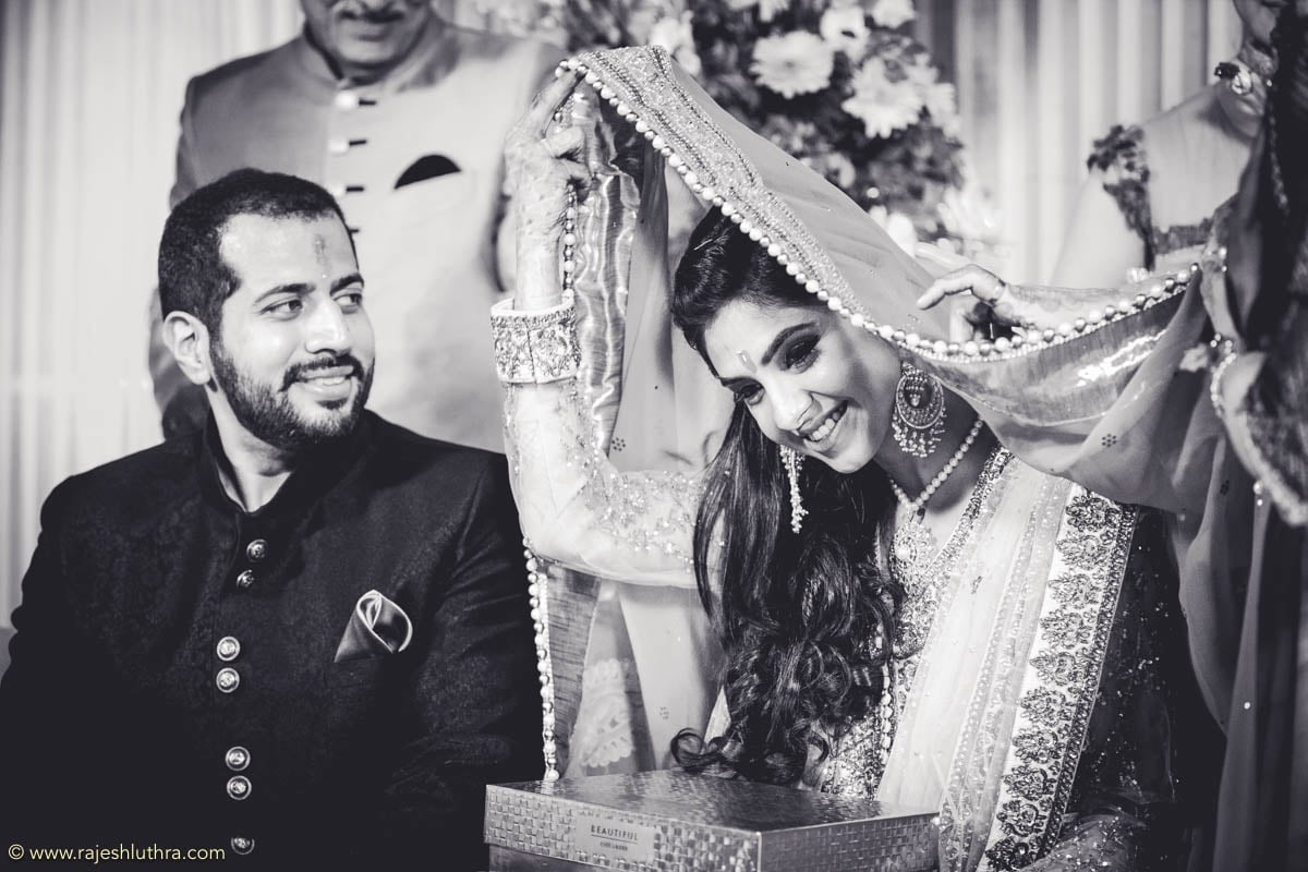Black and white classic by Rajesh Luthra Photography Wedding-photography | Weddings Photos & Ideas