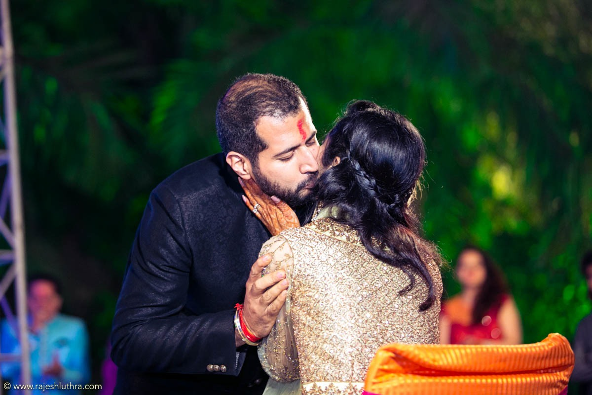 Lovely couple by Rajesh Luthra Photography Wedding-photography | Weddings Photos & Ideas