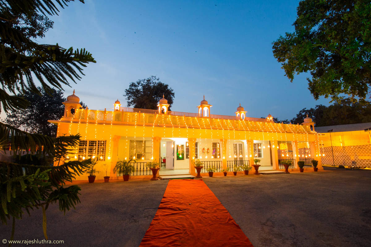 Illuminated wedding destination by Rajesh Luthra Photography Wedding-photography | Weddings Photos & Ideas