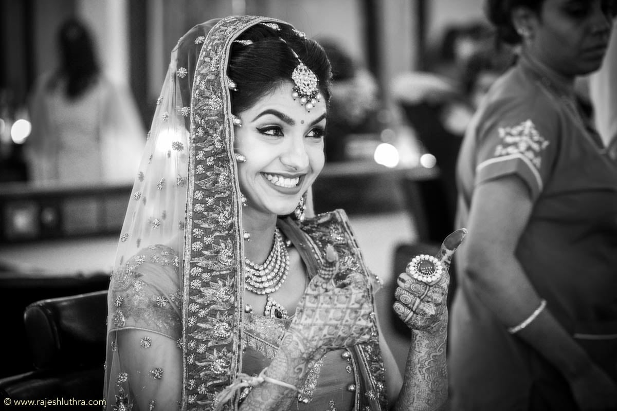 Beautiful indian bride by Rajesh Luthra Photography Wedding-photography | Weddings Photos & Ideas