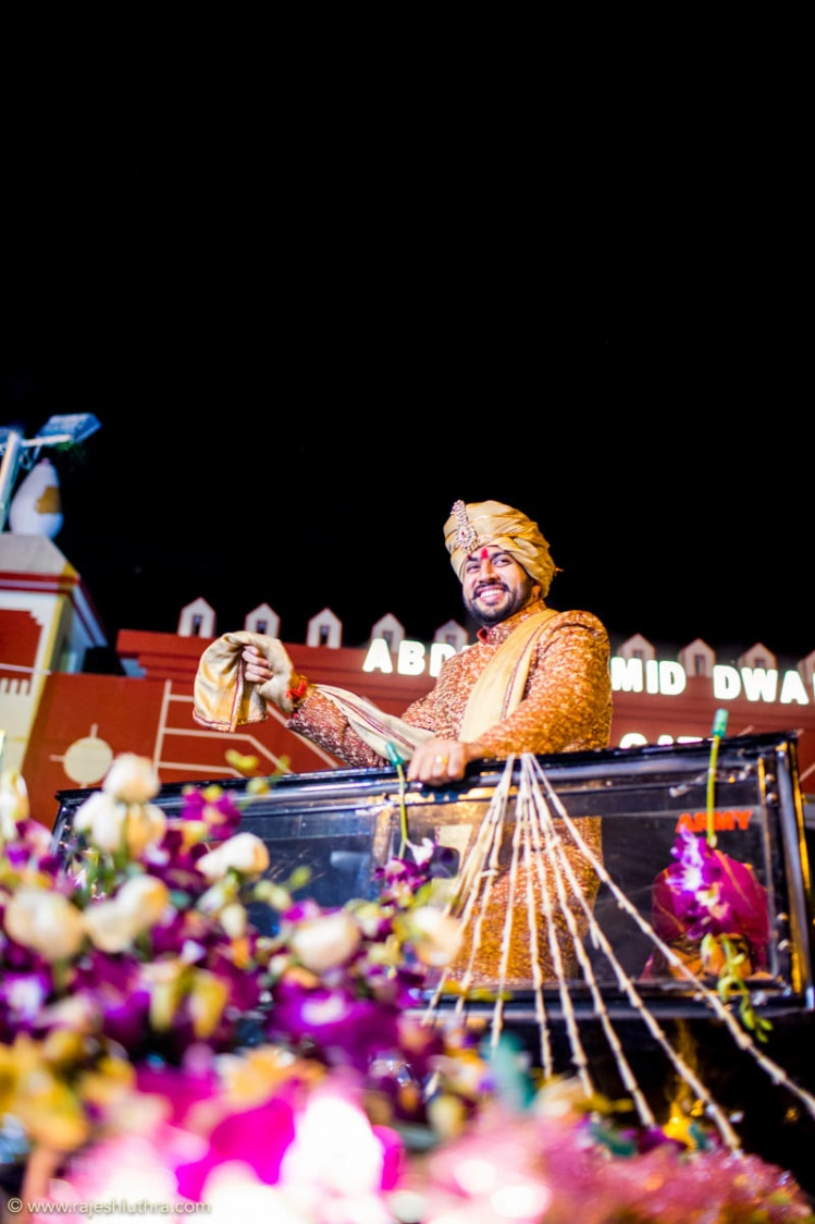 Arrival of groom by Rajesh Luthra Photography Wedding-photography | Weddings Photos & Ideas
