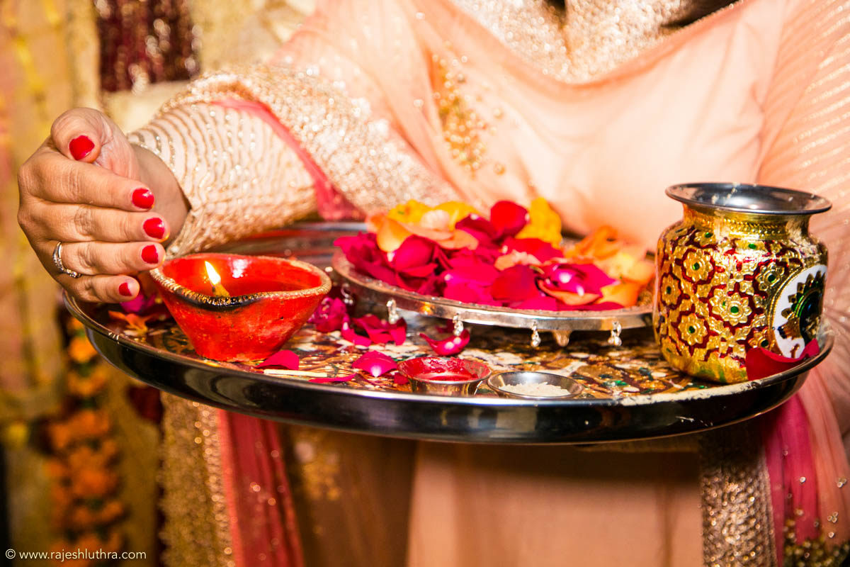 Shagun ki thali by Rajesh Luthra Photography Wedding-photography | Weddings Photos & Ideas