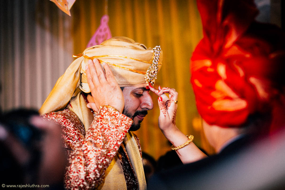 Tikka ceremony by Rajesh Luthra Photography Wedding-photography | Weddings Photos & Ideas