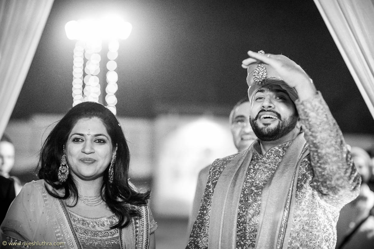 Black and white click by Rajesh Luthra Photography Wedding-photography | Weddings Photos & Ideas