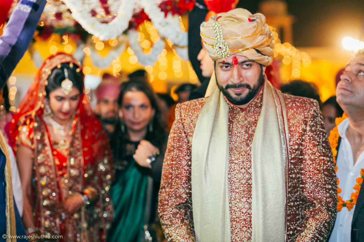 Beginning of wedding rituals by Rajesh Luthra Photography Wedding-photography | Weddings Photos & Ideas