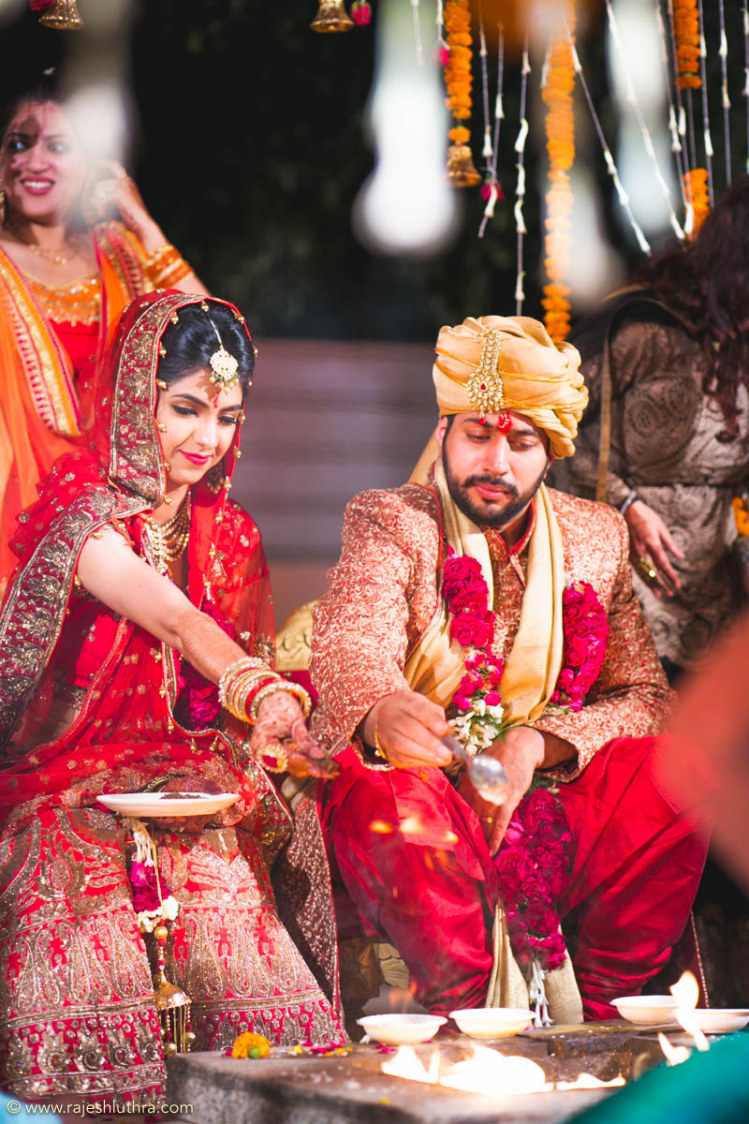 Auspicious Wedding rituals by Rajesh Luthra Photography Wedding-photography | Weddings Photos & Ideas