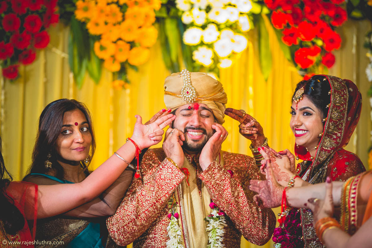Fun with the  groom by Rajesh Luthra Photography Wedding-photography | Weddings Photos & Ideas