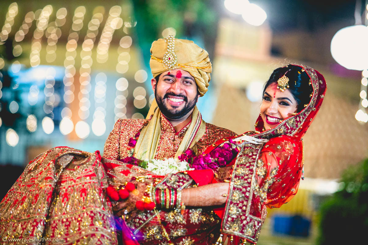 Beautiful couple by Rajesh Luthra Photography Wedding-photography | Weddings Photos & Ideas
