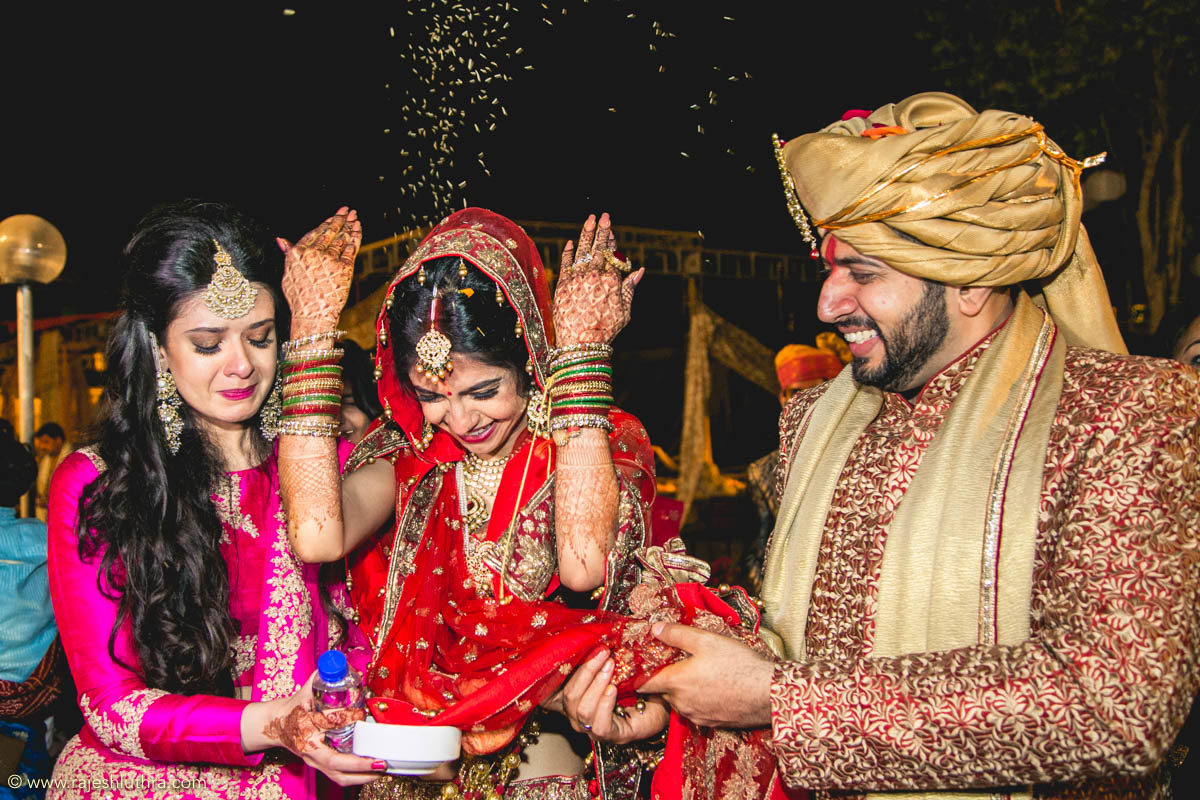 Mixed emotions by Rajesh Luthra Photography Wedding-photography   Weddings Photos & Ideas