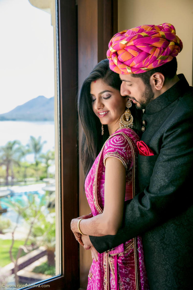 Indian couple romance by Rajesh Luthra Photography Wedding-photography | Weddings Photos & Ideas