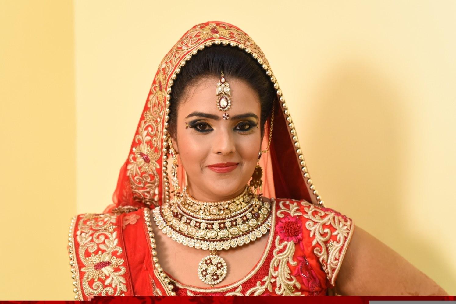 Bridal makeup done right by Richa Malik Bridal-makeup | Weddings Photos & Ideas