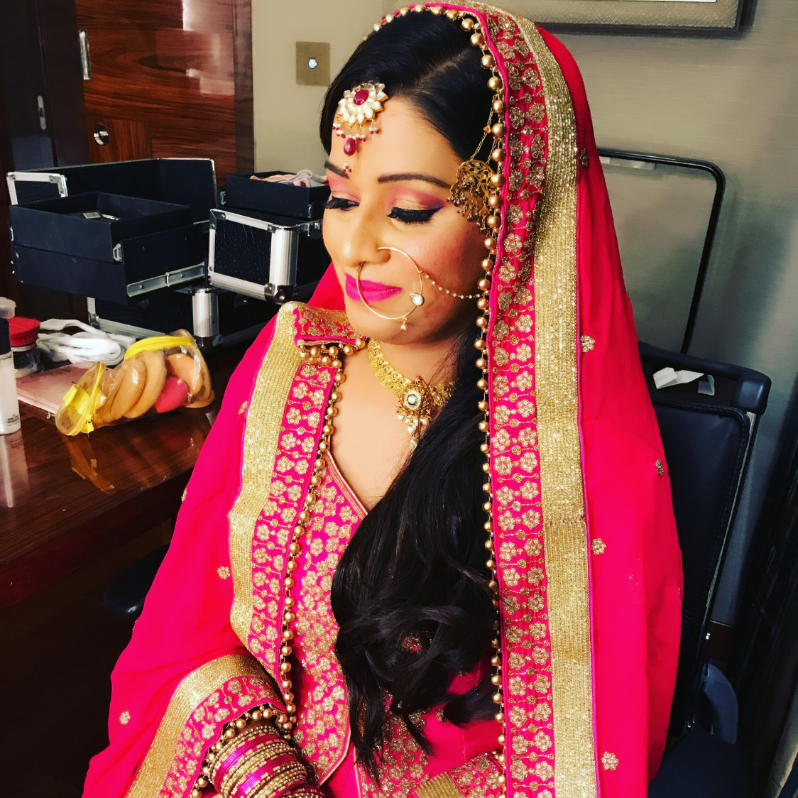 Plush and Posh by Richa Malik Bridal-makeup | Weddings Photos & Ideas