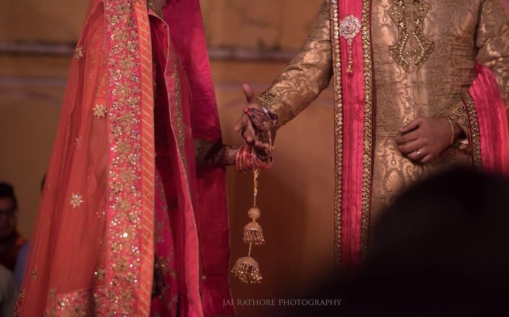 Burnished Golden Kaleere by Jai Rathore Wedding-photography   Weddings Photos & Ideas