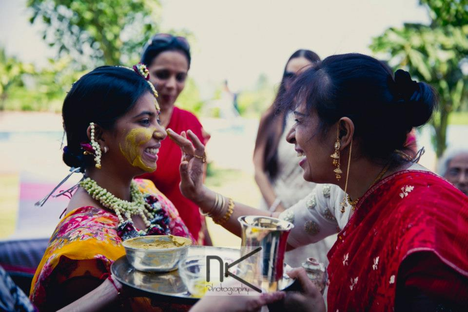 The Ceremonies Begin In Full Swing by Nikhil Kapur Wedding-photography | Weddings Photos & Ideas