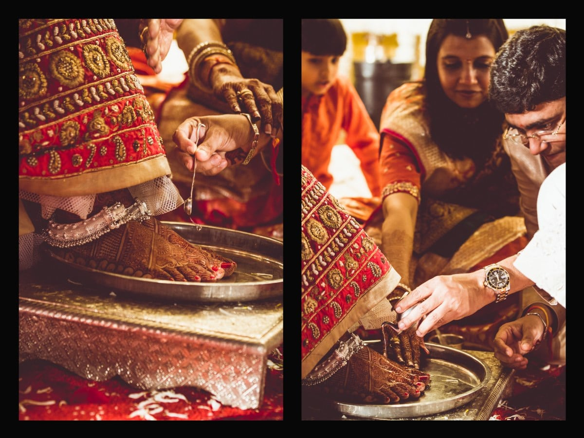 The ceremonies take place by Nikhil Kapur Photography Wedding-photography | Weddings Photos & Ideas
