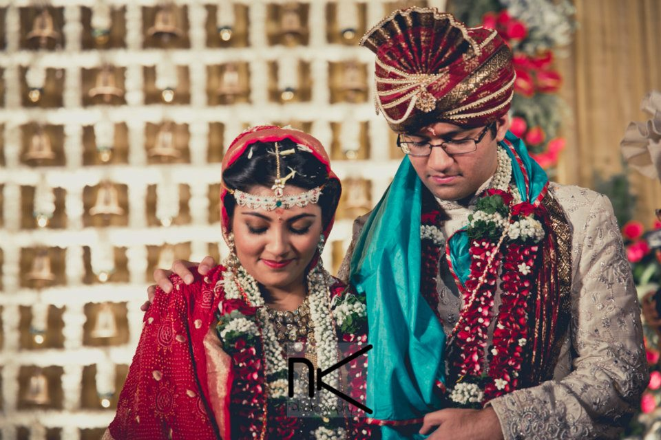 The couple shot of the day by Nikhil Kapur Photography Wedding-photography | Weddings Photos & Ideas