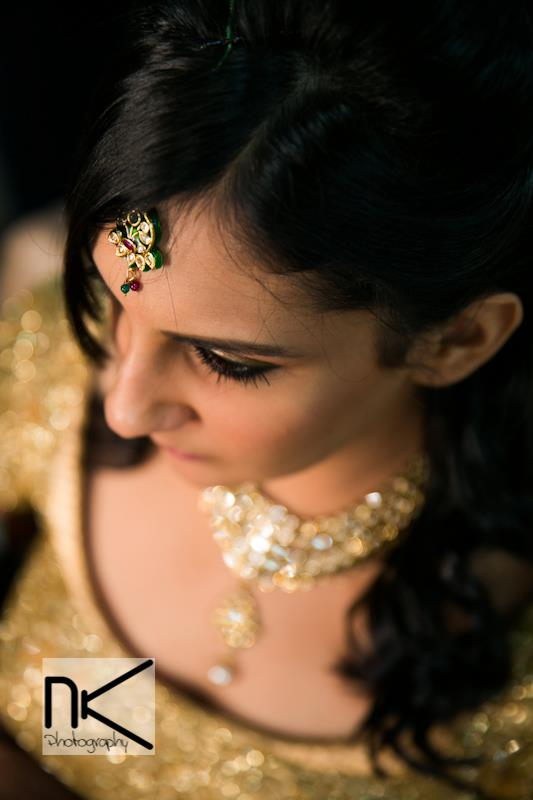Bridal look on point by Nikhil Kapur Photography Wedding-photography | Weddings Photos & Ideas