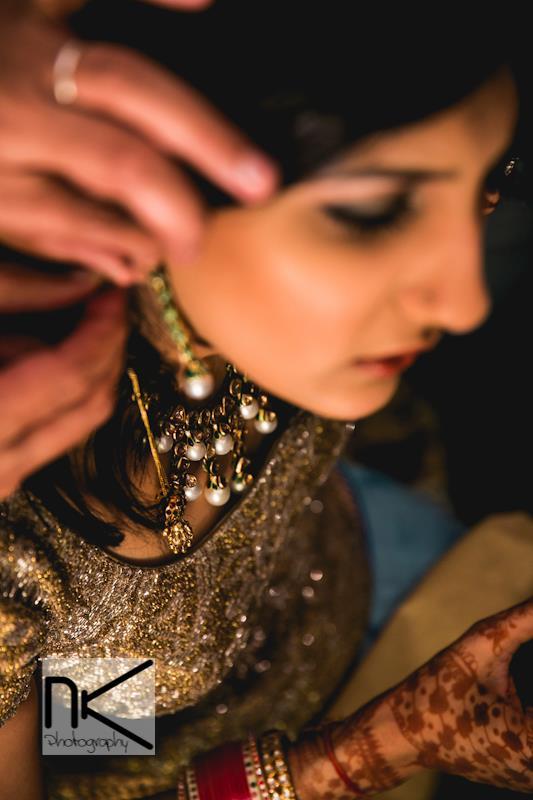 Devika's jewelry by Nikhil Kapur Photography Wedding-photography | Weddings Photos & Ideas