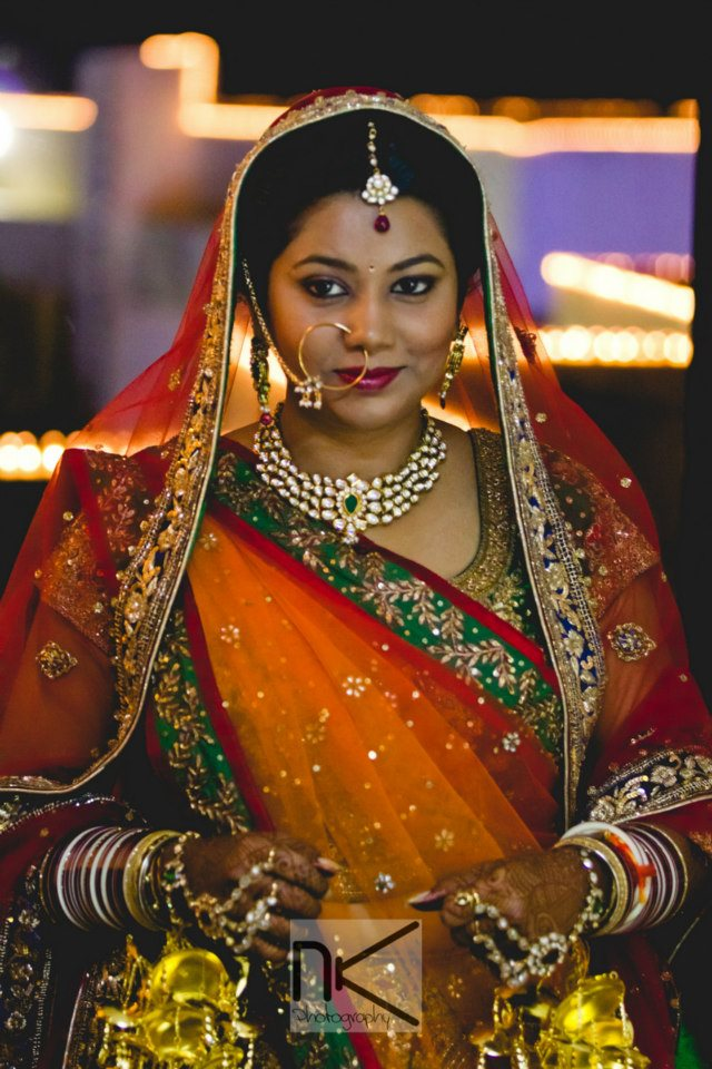 The briadal look by Nikhil Kapur Photography Wedding-photography | Weddings Photos & Ideas