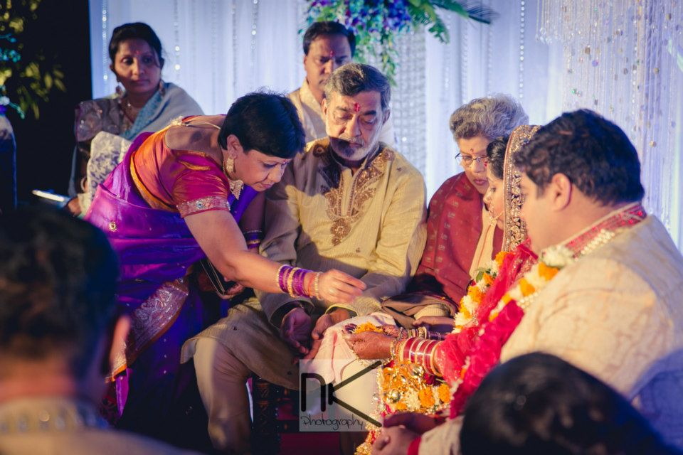 Wedding guests go candid by Nikhil Kapur Photography Wedding-photography | Weddings Photos & Ideas