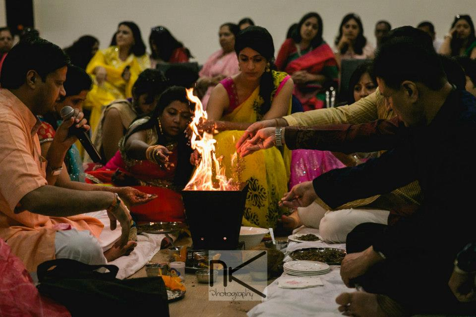 The rituals begin in full swing by Nikhil Kapur Photography Wedding-photography | Weddings Photos & Ideas