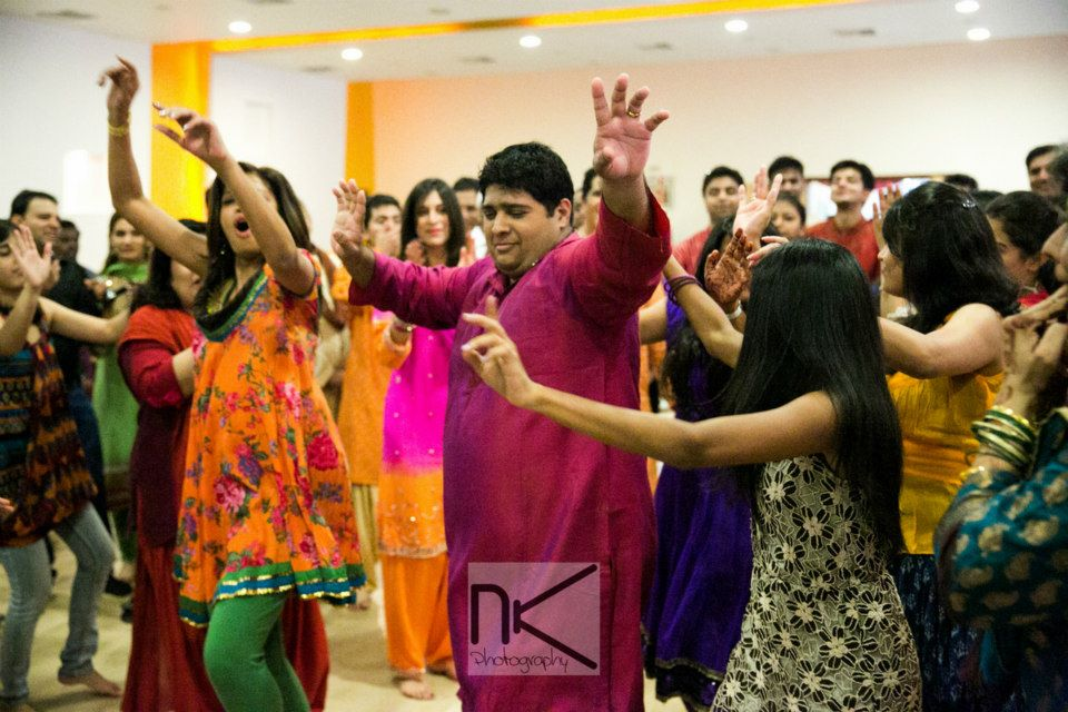 The celebrations go on in full swing by Nikhil Kapur Photography Wedding-photography | Weddings Photos & Ideas