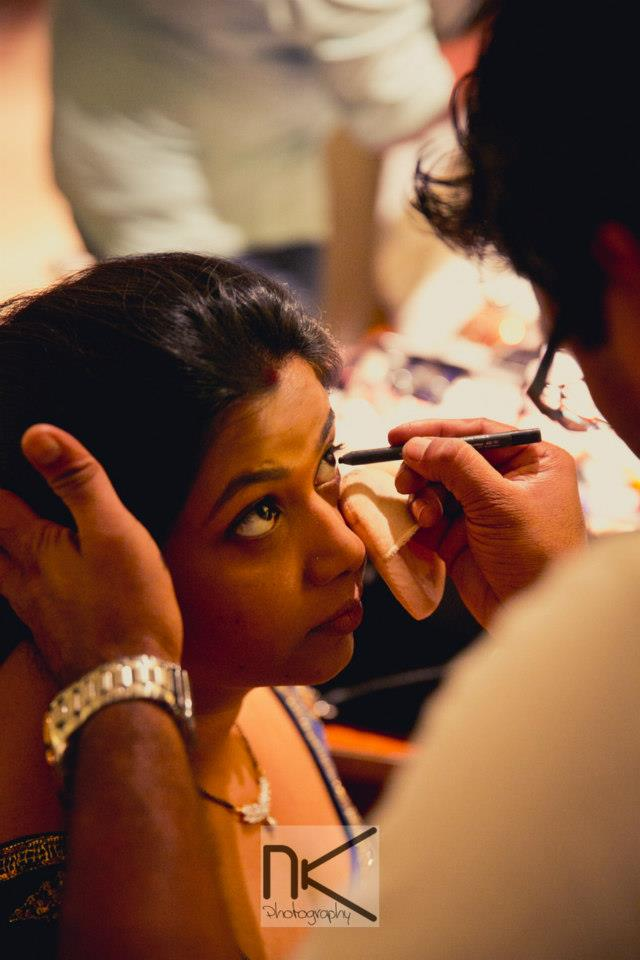 The bride prepares for the day by Nikhil Kapur Photography Wedding-photography | Weddings Photos & Ideas