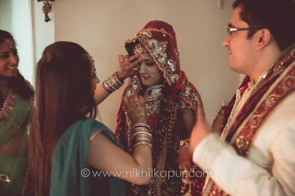 The bridal look by Nikhil Kapur Photography Wedding-photography | Weddings Photos & Ideas
