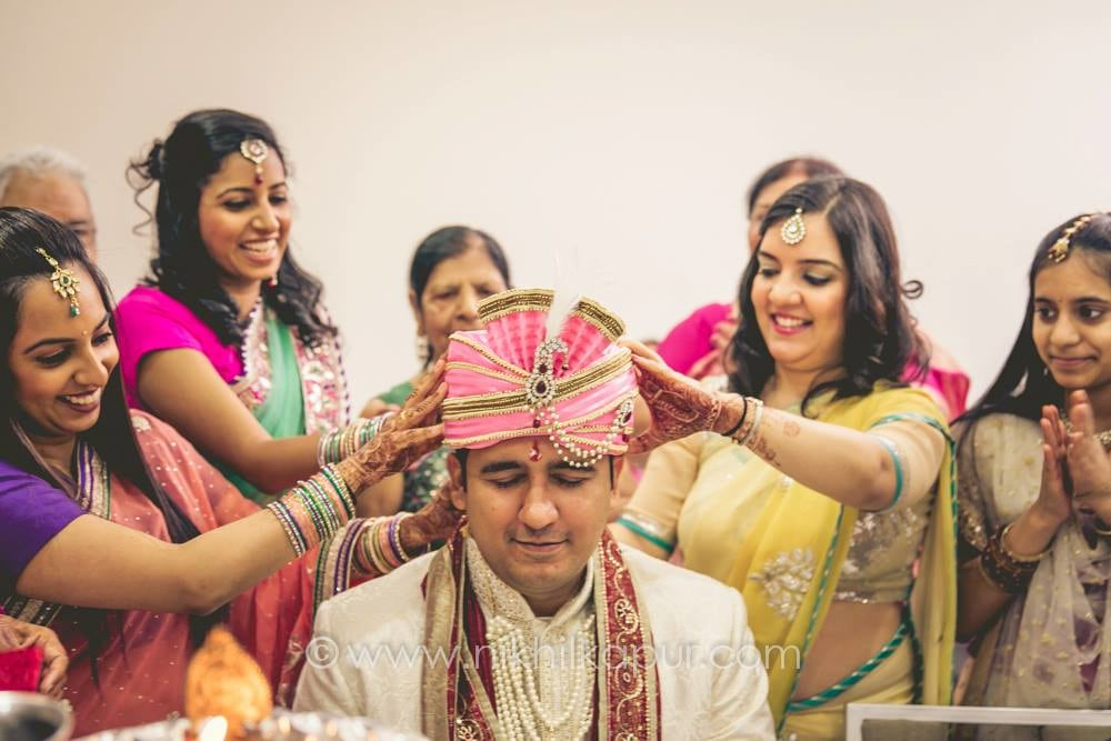 The pampered groom by Nikhil Kapur Photography Wedding-photography | Weddings Photos & Ideas