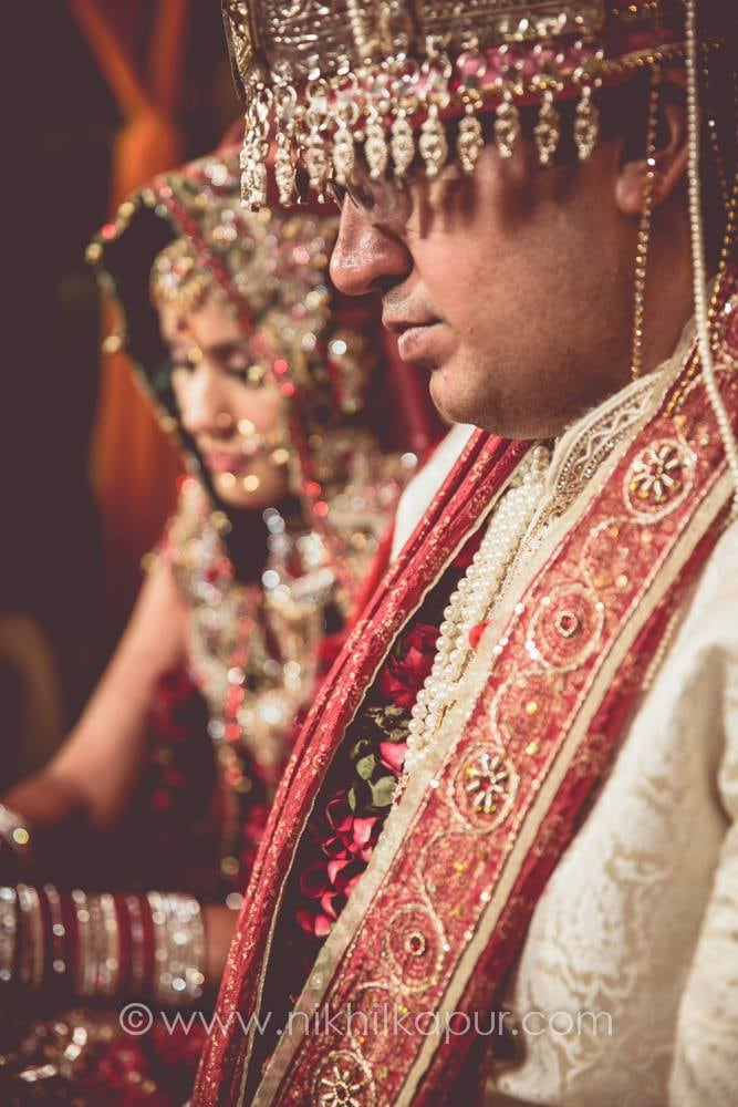 The candid groom by Nikhil Kapur Photography Wedding-photography | Weddings Photos & Ideas