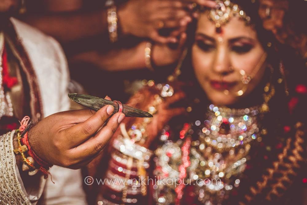 The sacred ceremony by Nikhil Kapur Photography Wedding-photography | Weddings Photos & Ideas
