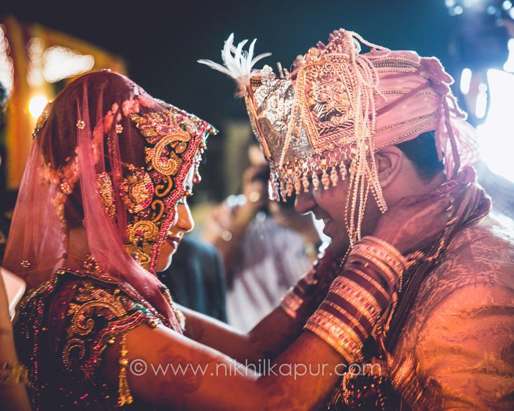 The couple moment captured by Nikhil Kapur Photography Wedding-photography | Weddings Photos & Ideas