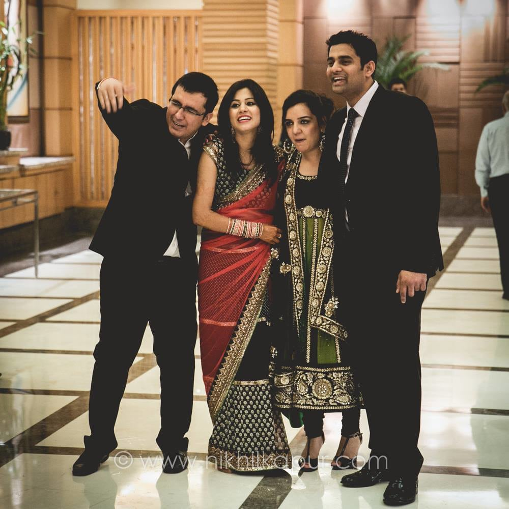 Pose for the best by Nikhil Kapur Photography Wedding-photography | Weddings Photos & Ideas