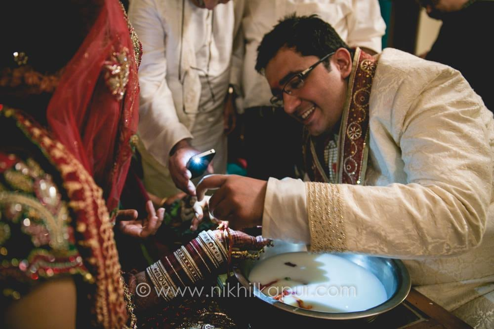 Let the wedding rituals begin by Nikhil Kapur Photography Wedding-photography | Weddings Photos & Ideas