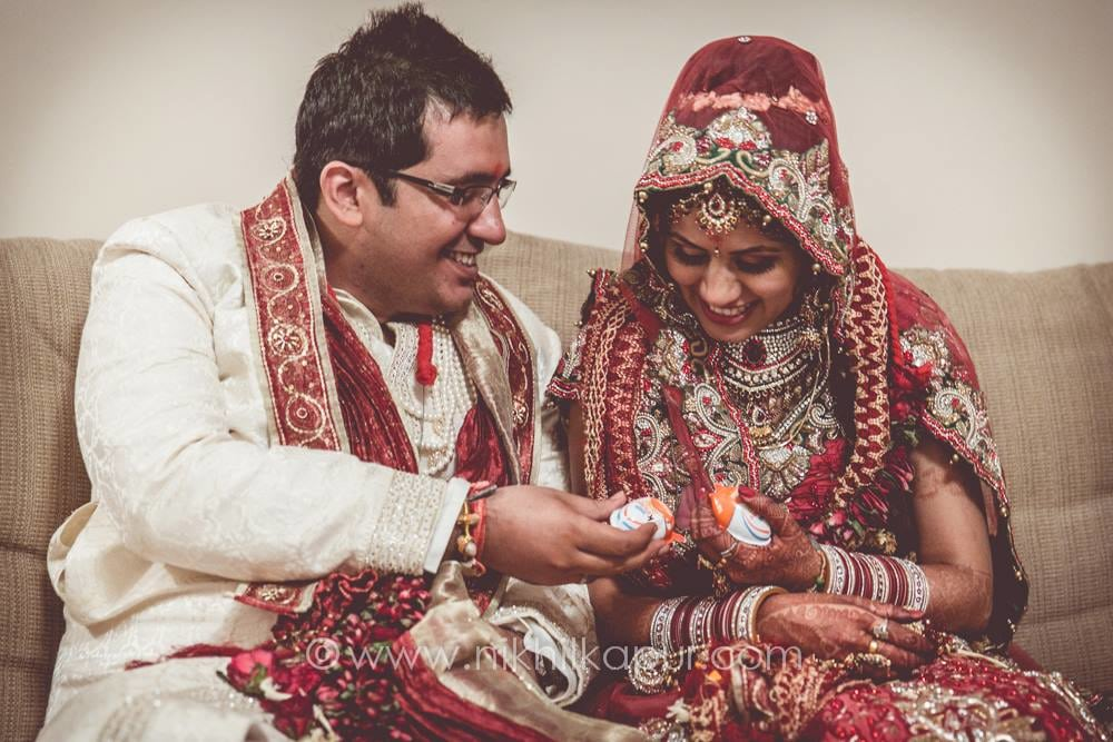Happy couple captured best by Nikhil Kapur Photography Wedding-photography | Weddings Photos & Ideas