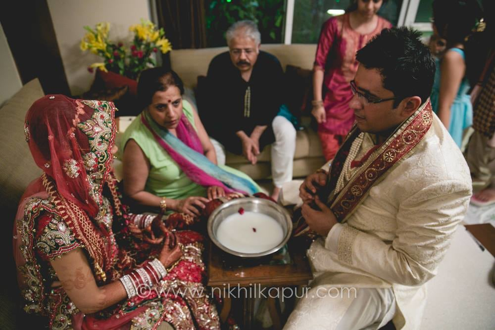 The rituals begin by Nikhil Kapur Photography Wedding-photography | Weddings Photos & Ideas