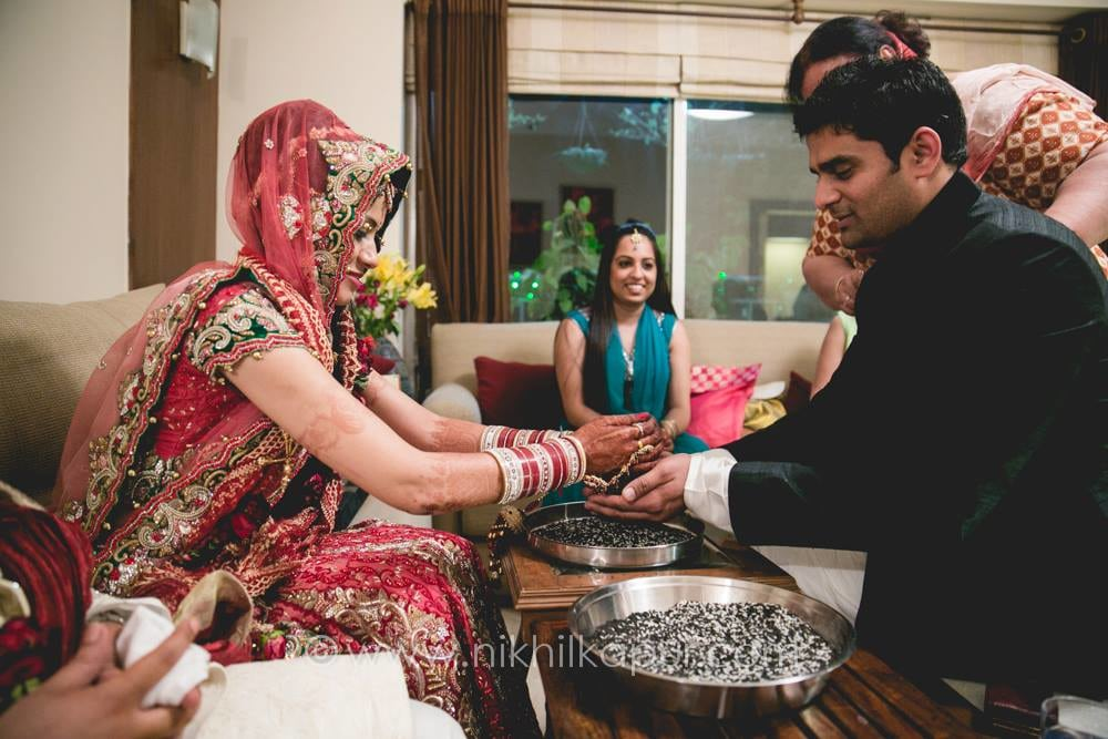 Rasams, Rituals and Traditions by Nikhil Kapur Photography Wedding-photography | Weddings Photos & Ideas