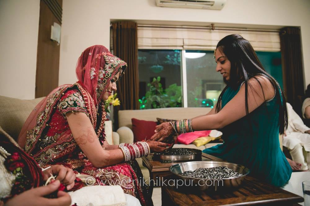 The ceremonies begin by Nikhil Kapur Photography Wedding-photography | Weddings Photos & Ideas