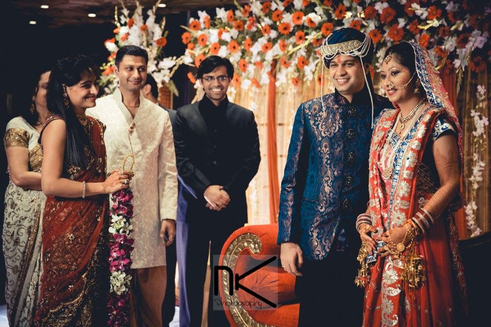 Couple Shot Captured by Nikhil Kapur Wedding-photography | Weddings Photos & Ideas