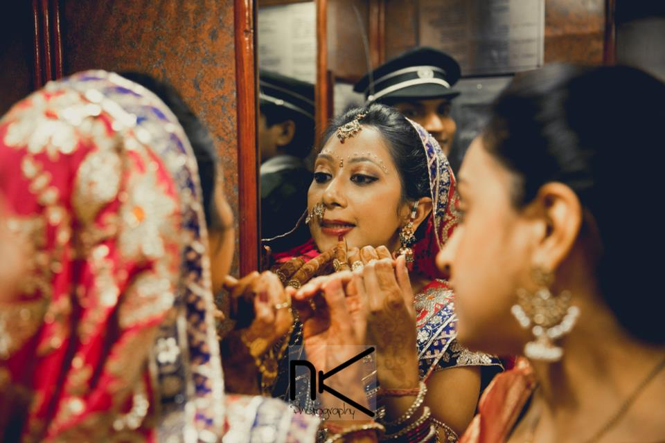 Final touches by Nikhil Kapur Photography Wedding-photography | Weddings Photos & Ideas