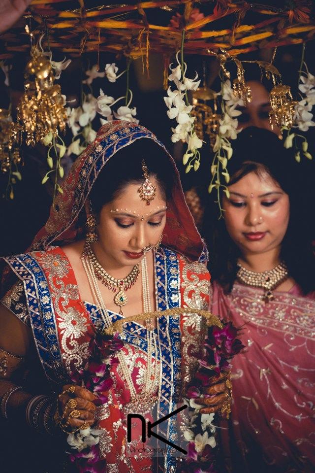 The Candid Bridal Look by Nikhil Kapur Wedding-photography | Weddings Photos & Ideas
